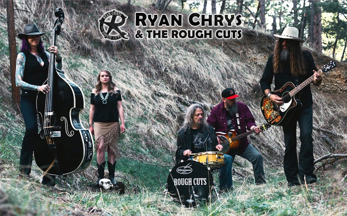 Ryan Chrys and the Rough Cuts - western outlaw country